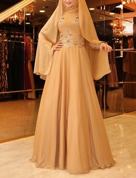 مدلهای لباس مجلسی باحجاب و پوشیده