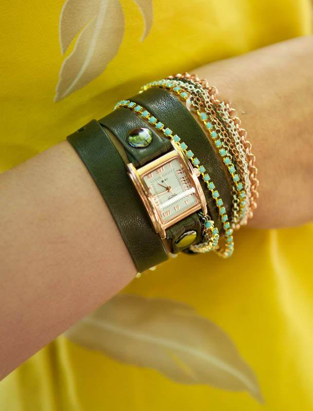 جدیدترین مدلهای ساعت فشن زنانه برند Lamer