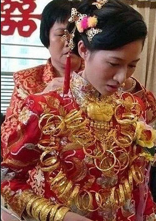 گران قیمت ترین عروس دنیا (عکس)