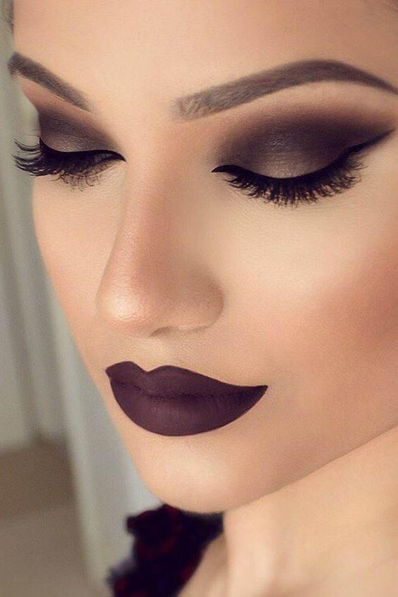 زیباترین مدل های آرایش برای سال جدید