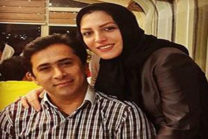 مجری مشهور شبکه خبر عزادار شد (تصاویر)