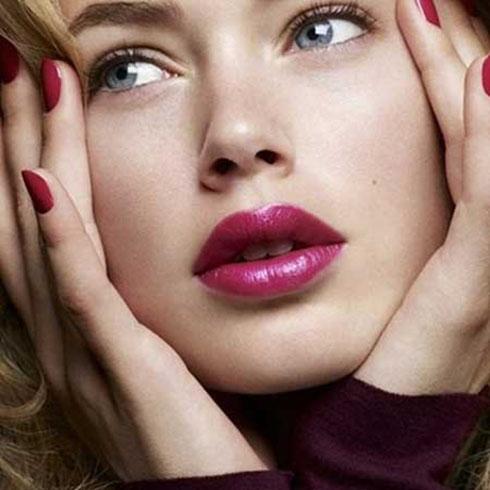 زیباترین مدل های رژ لب مد امسال