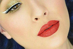 زیباترین آرایشهای فانتزی چشم از Rosalina Young