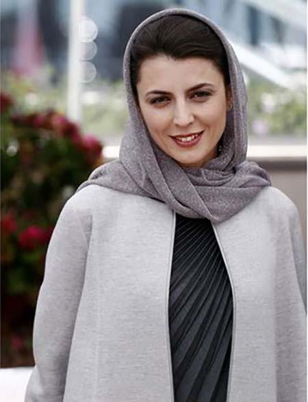 بازیگر زن ایرانی یکی از زیباترین زنان خاورمیانه شد (تصاویر)