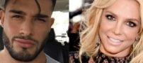 ولنتاین بسیار گران بریتنی اسپیرز با یک پسر ایرانی (تصاویر)