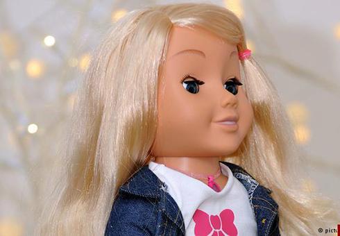 هشدار مهم در مورد عروسک های جاسوسی (تصاویر)