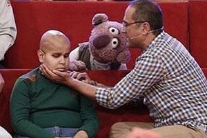 سرطان جان دوست جناب خان را گرفت (عکس)