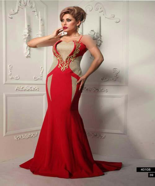 جدیدترین مدل لباس مجلسی بلند زنانه