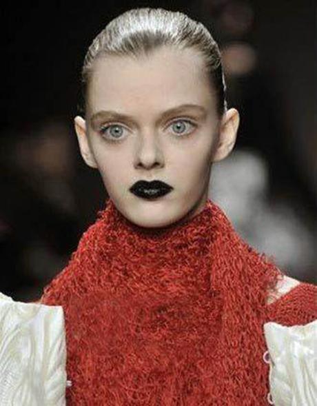 سوژه شدن چشمان بسیار درشت دختر زیبای مدلینگ (تصاویر)