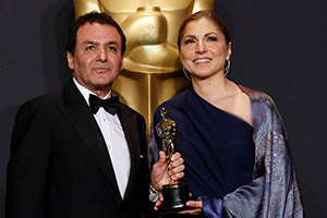 فروشنده فرهادی برنده اسکار 2017 بهترین فیلم خارجی