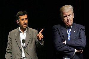 متن انگلیسی و فارسی نامه احمدی نژاد به ترامپ