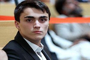 تبریک زیبای سید احمد خمینی به اصغر فرهادی (عکس)