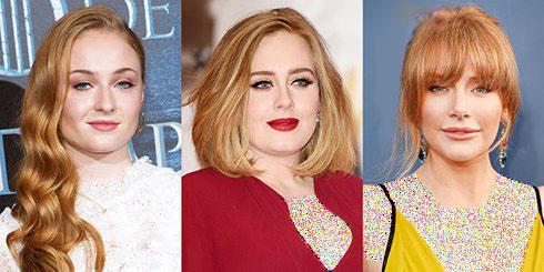 رنگ مو های مد شده سال 96 و 2017