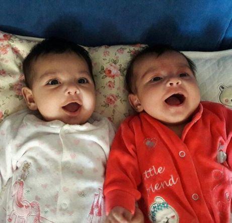 عکس جدید یکتا ناصر و خواهرش با فرزندانشان (تصاویر)