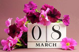 بهترین پیامهای تبریک روز زن در 8 مارس