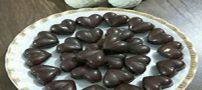 روش تهیه پشمک شکلاتی (عکس)