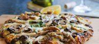 طرز درست کردن کاناپس قارچ ایتالیایی