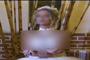 پشت پرده فیلم عروس عصبانی اینستاگرام (عکس)