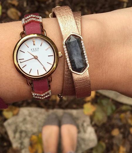 جدیدترین مدلهای ست ساعت و دستبند