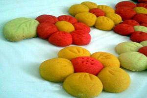 طرز تهیه شیرینی نوروزی پاپاتیا به سبک ترکیه ای