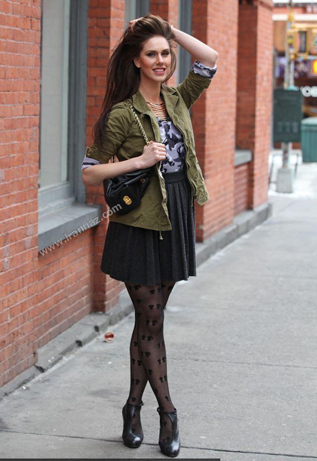 خانم مدل مشهور جهان دو واژن در بدنش دارد (تصاویر)