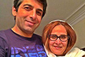 حمید گودرزی در کنار تنها زنی که به او اعتماد دارد (عکس)