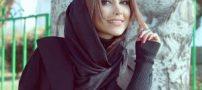 مراحل آرایش کردن الهام عرب مدل معروف (تصاویر)