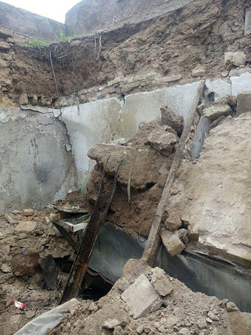 جزییات زلزله ۶ ریشتری مشهد (عکس و فیلم)