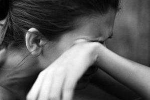 اس ام اس عاشقانه غمگین اشک آلود