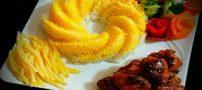 دستور تهیه مرغ ترکیه ای