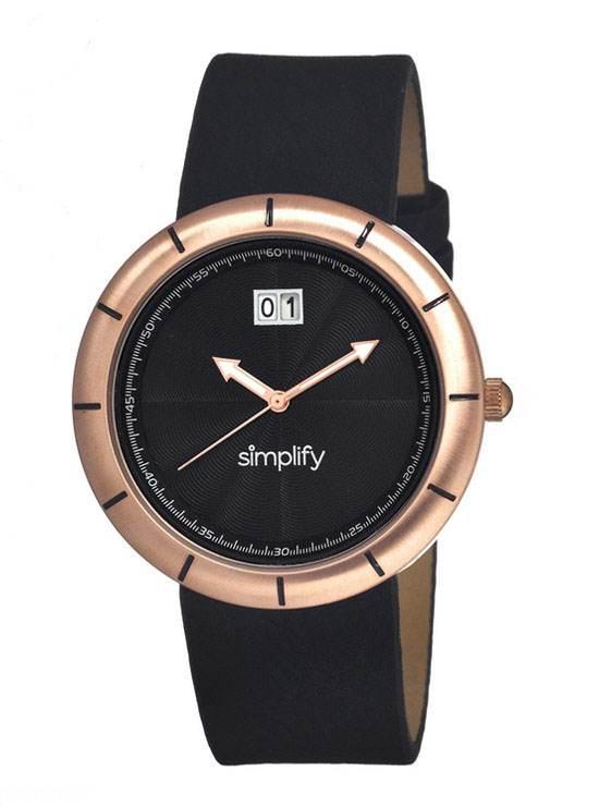 شیک ترین مدلهای ساعت از برند Simplify