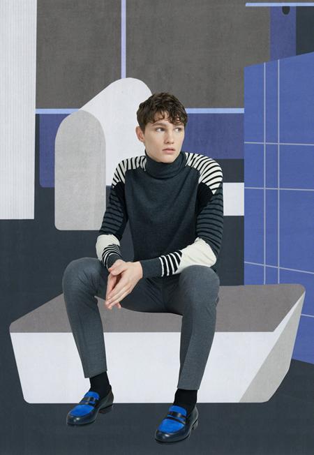 زیباترین و جدیدترین مدلهای لباس مردانه