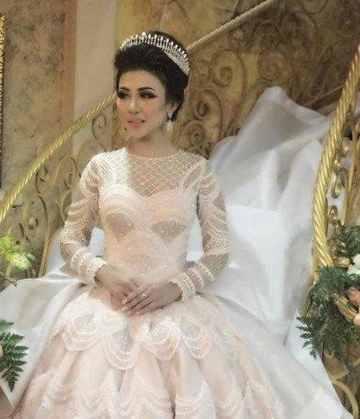 انتخاب زیباترین لباس عروس دنیا در اینستاگرام (تصاویر)