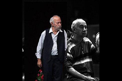 بازیگر مشهور ایرانی بر اثر سکته درگذشت (عکس)