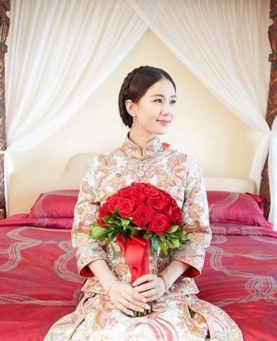 مراسم ازدواج ساده دو بازیگر مشهور (تصاویر)