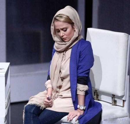 مدل مانتوهای شیک و جدید الناز حبیبی