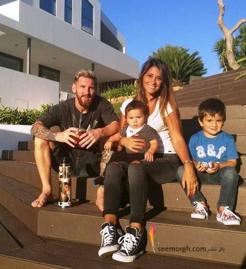 ازدواج جنجالی لیونل مسی بعد از دوبار پدر شدن (عکس)