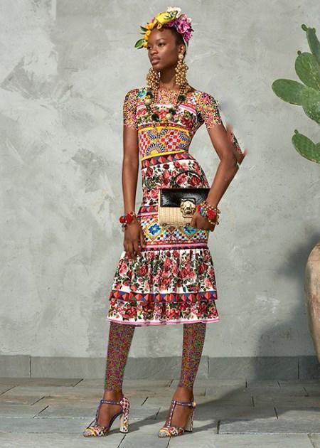 زیباترین مدل های لباس های تابستانه مد امسال