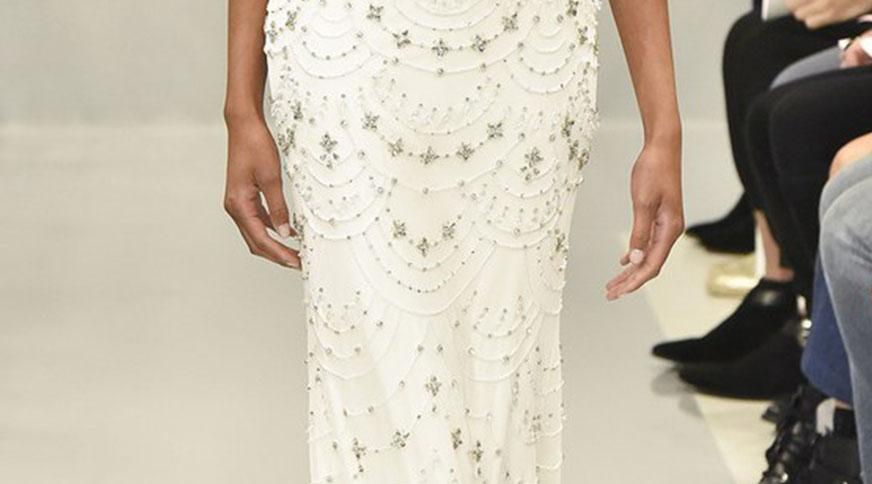 جدیدترین مدلهای لباس عروس مد سال