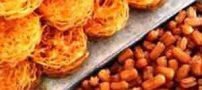 خرید زولبیا بامیه در فصل ماه رمضان