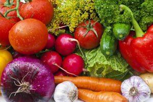 زنگ خطر در مورد مصرف گیاهان و میوه ها
