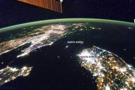 عکسهای بسیار دیدنی کره زمین از فضا