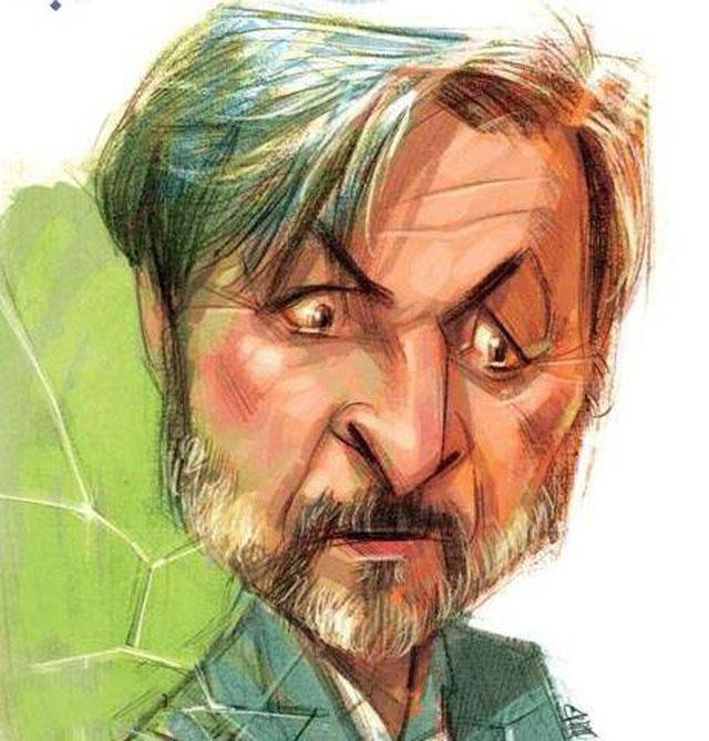 کاریکاتورهای بسیار خنده دار از بازیگران سرشناس ایرانی
