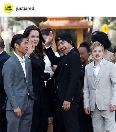 تازه ترین اخبار و عکسهای بازیگران مشهور خارجی