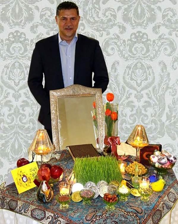 آخرین تصاویر و خبرهای ورزشکاران و بازیگران ایرانی