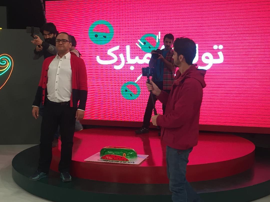 عکسهای جالب بازیگران در شب یلدا