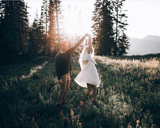 عکس های عاشقانه و زیبای دونفره
