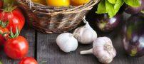 اهمیت بسیار زیاد مصرف سبزی ها