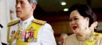 خالکوبی و لباس زننده پادشاه کشور تایلند (عکس)