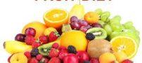 چاقی مفرط بر اثر مصرف میوه ها